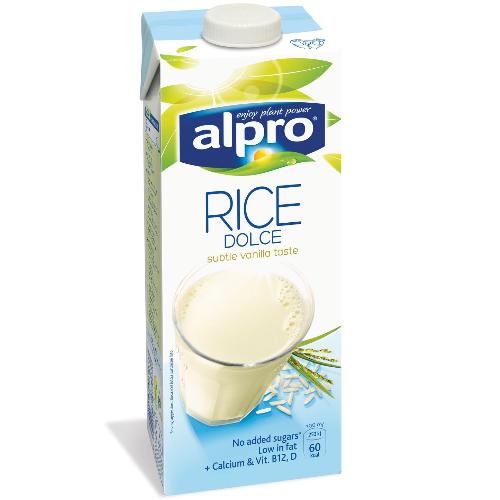 Alpro napój ryżowy 1 litr
