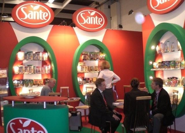 Anuga 2007 Sante