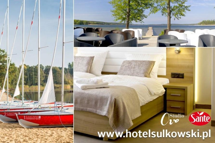 Slow Weekend z Sante w Hotelu Sułkowski