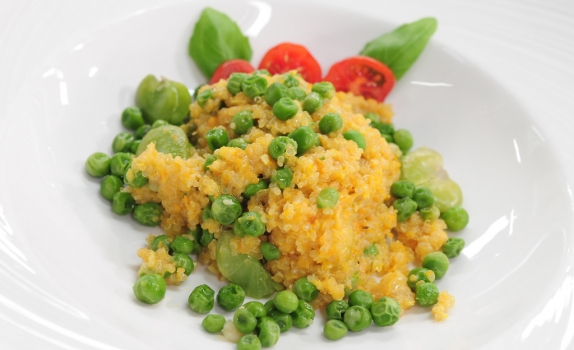 Przepis na risotto z quinoa