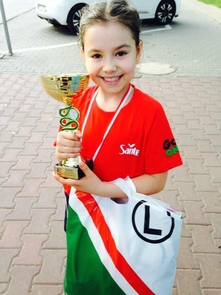 Sante pomaga młodym talentom sportowym