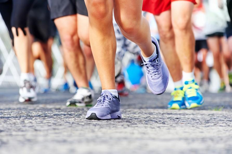 Przebiegliśmy maraton w stylu slow!