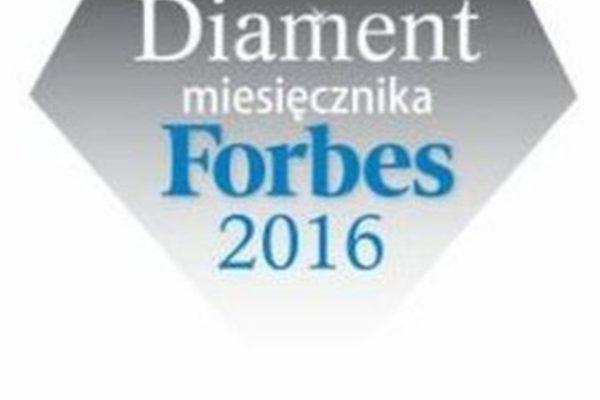 DIAMENT FORBESA 2016 DLA SANTE