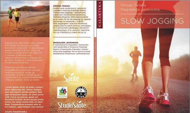 "remiera książki ""Slow Jogging"""