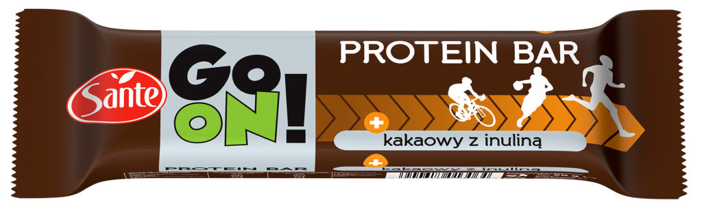Batony proteinowe GO ON
