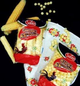 Chrupki kukurydziane SANTE
