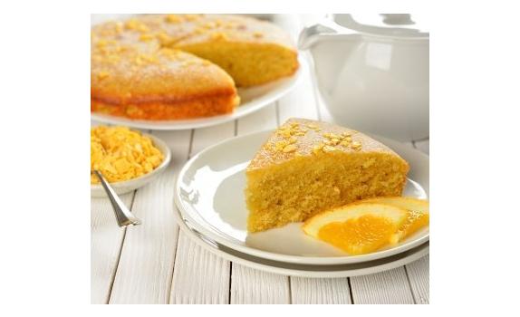 Ciasto pomarańczowe z ksylitolem