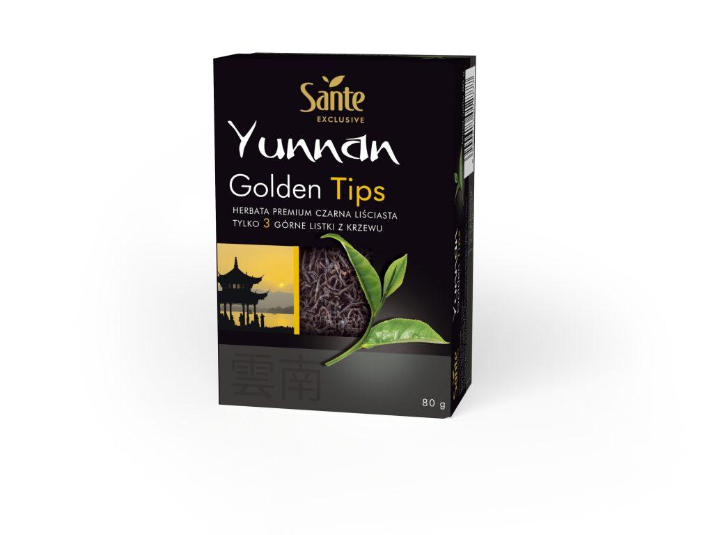 herbata sante yunnan golden tips