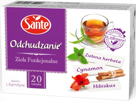herbaty funkcjonalne