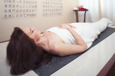 Ganbanyoku, czyli sauna inna niż wszystkie