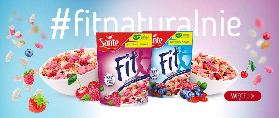 Płatki śniadaniowe Fit Sante