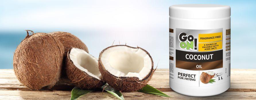 Olej kokosowy – najzdrowszy olej rafinowany na świecie