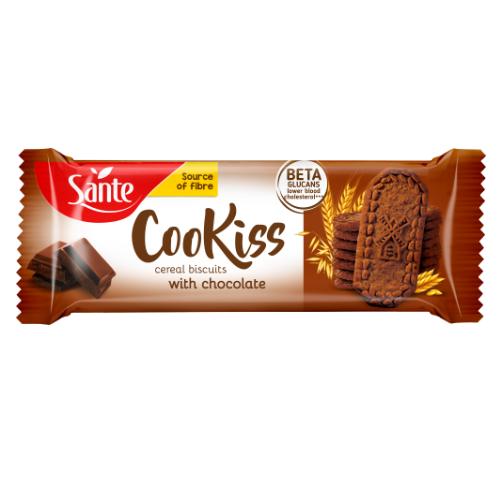 Ciasteczka śniadaniowe Cookiss z czekoladą 50g