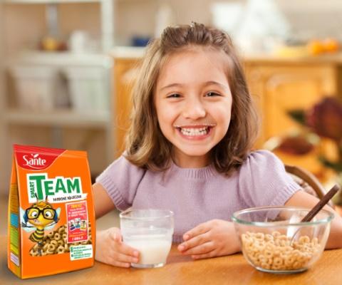 Produkty dla dzieci sante