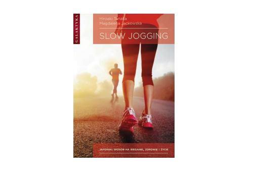 Książka slowjogging sante