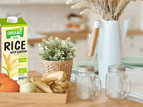 zdrowe napoje roślinne