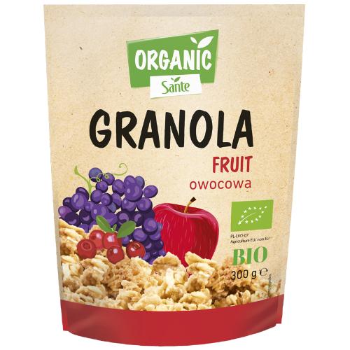 granola-organic-Sante-fruit-300g
